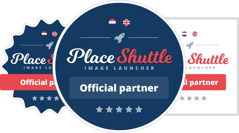 PlaceShuttle - Official Partner Labels - Affiliate programma
